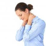 nyakfájás